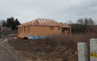 Realizácia stavby domu Nové Zámky 01