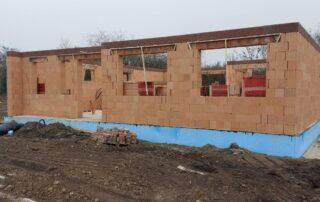 Realizácia stavby domu Nové Zámky 05