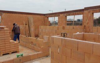 Realizácia stavby domu Nové Zámky 06