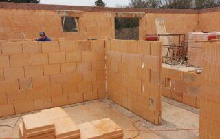 Realizácia stavby domu Nové Zámky 07