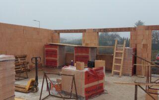Realizácia stavby domu Nové Zámky 08