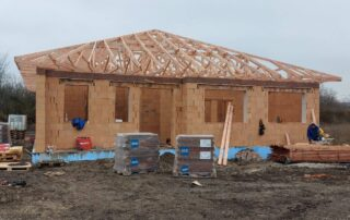 Realizácia stavby domu Nové Zámky 10