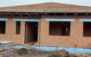 Realizácia stavby domu Nové Zámky 11