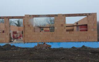 Realizácia stavby domu Nové Zámky 12