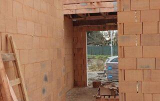 Realizácia stavby domu Nové Zámky 14