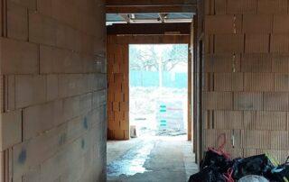 Realizácia stavby domu Nové Zámky 15