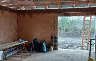 Realizácia stavby domu Nové Zámky 16
