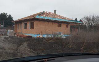 Realizácia stavby domu Nové Zámky 17