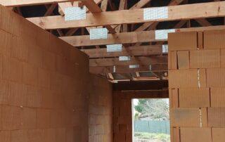 Realizácia stavby domu Nové Zámky 18