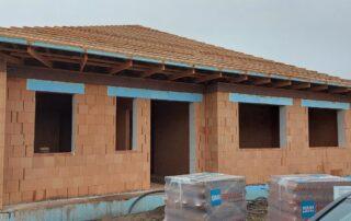 Realizácia stavby domu Nové Zámky 19